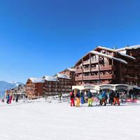 Wintersport Résidence Village Montana in Val Thorens (Les Trois Vallées, Frankrijk)