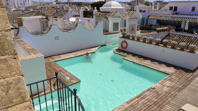 Zwembad Hotel Las Casas de la Juderia