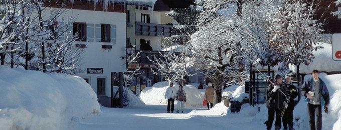 Wintersport Westendorf