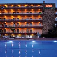 Zonvakantie Hotel Continental in TOSSA DE MAR (Costa Brava, Spanje)