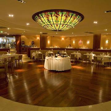 Lobby Falesia Hotel