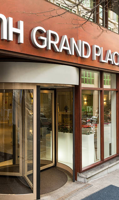 Hotel NH Grand Place Arenberg