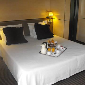 Kamervoorbeeld Hotel Axis Vermar