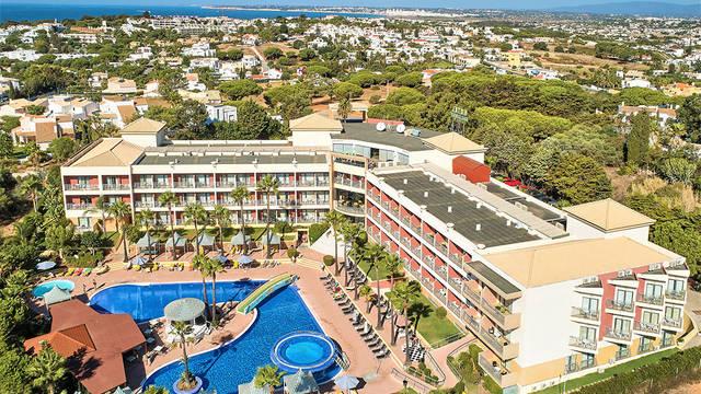 Overzicht Baia Grande Hotel Baia Grande