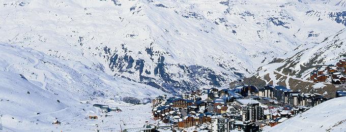 Wintersport Val Thorens