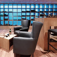 Hotel - wijnkelder (lounge)