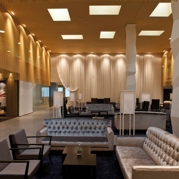 Lounge Hotel Radisson Blu Park Royal Palace