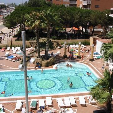 Zwembad Hotel Reymar
