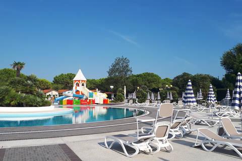 Deal camping vakantie Venetiaanse Riviera 🏕️Camping Sant'Angelo