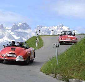Autorondreis Oostenrijk