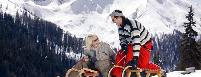 Wintersport Miniski