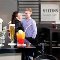 In de Veltins Lounge