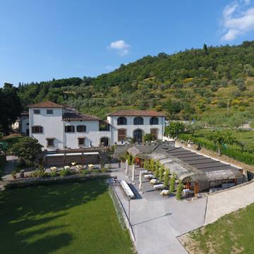 terras Villa Grassina