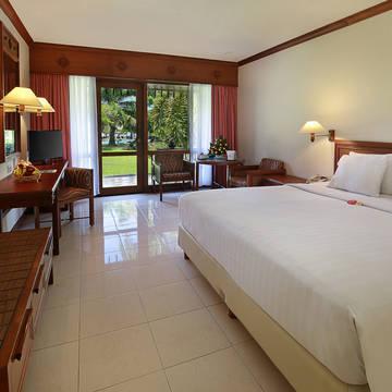 Voorbeeldkamer Inna Bali Beach Garden