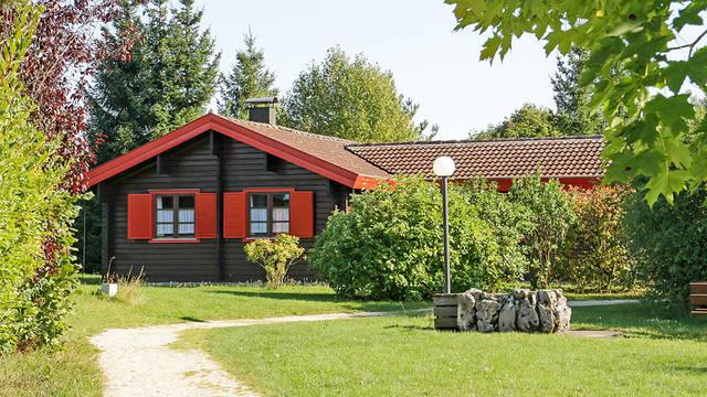 Buitenkant Vakantiepark Das Lauterdörfle