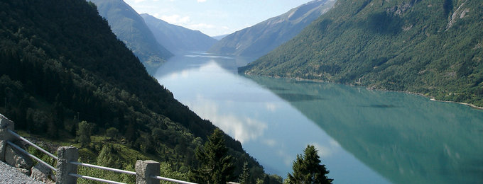 Individuele rondreizen Noorwegen