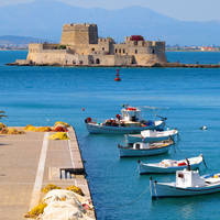 Nafplion - Fort Bourtzi