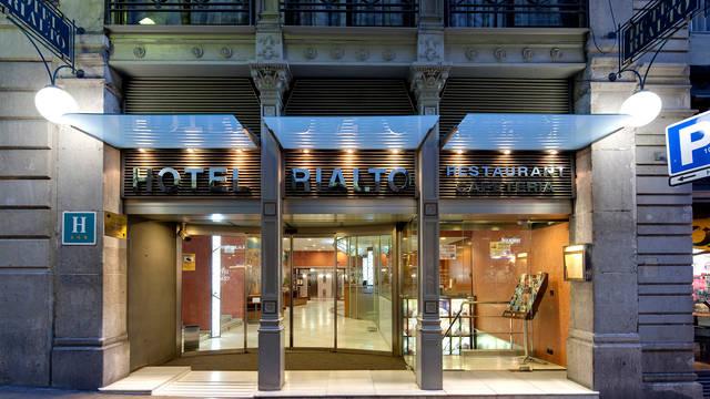 Exterieur Hotel Rialto