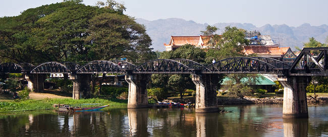 Brug over de River Kwai