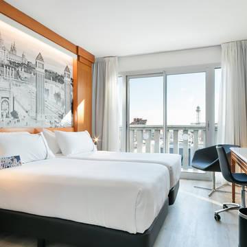 Kamer Hotel Barcelona Apolo Affiliated by Meliá