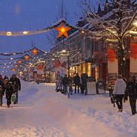 Kerstmis Lillehammer Foto: Jørgen Skaug