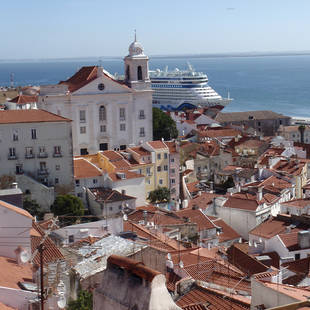 Lissabon aan zee