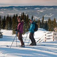Hafjell Ski gebied - Foto: CH Visit Norway