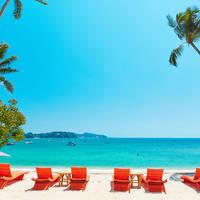 Bandara Phuket Beach Resort - Strand