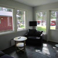 3-kamerwoning woonkamer