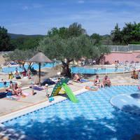 Camping Camping Domaine de Labeiller in Saint-Victor-de-Malcap (Ardèche, Frankrijk)