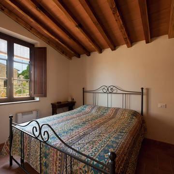 Slaapkamer Appartementen Antico Borgo Casalappi