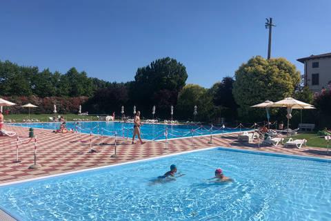 Last minute camping Gardameer 🏕️Camping San Benedetto