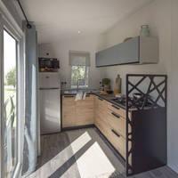 Voorbeeld 3-kamerstacaravan Cottage Design