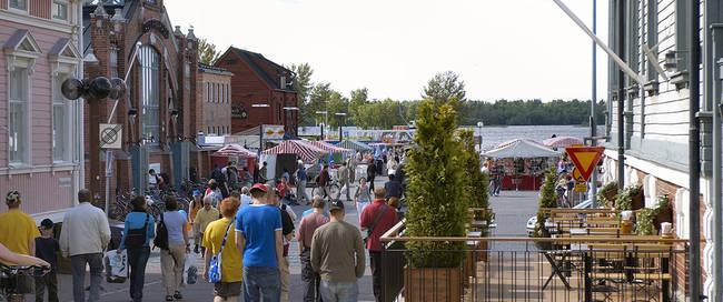 Oulu Marktplein