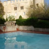 Exterieur met zwembad Pousada Alvito