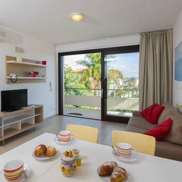 Voorbeeld woonruimte Kamena Residence