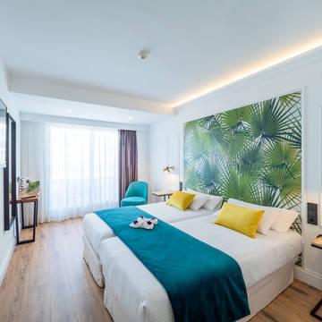Voorbeeld Superior Kamers Hotel Acapulco