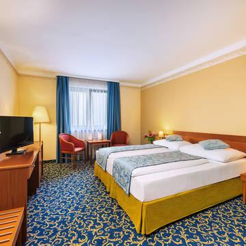 Kamer Hotel Bellevue