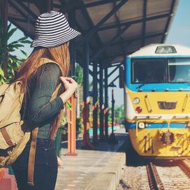 Rondreizen met de trein