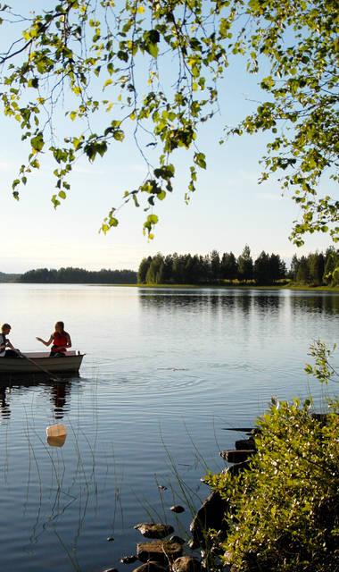 8-daagse fly-drive Het beste van Lapland