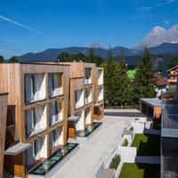 Alpenrock appartementen