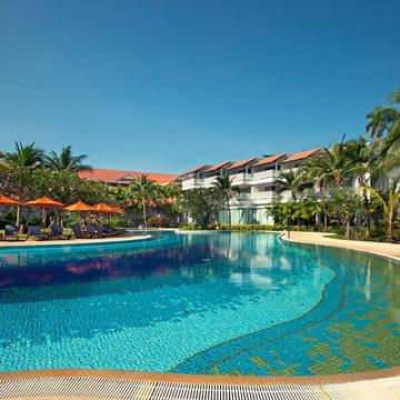 Zwembad Aonang Villa Resort