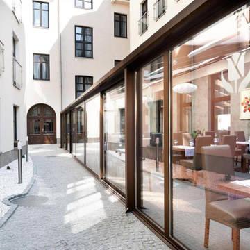 Restaurant Hotel Golden Tulip Krakow City Center