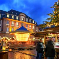 Kerstreizen 6-daagse busreis Kerst tussen Steigerwald en Frankenland in Wachenroth (Bayern, Duitsland)