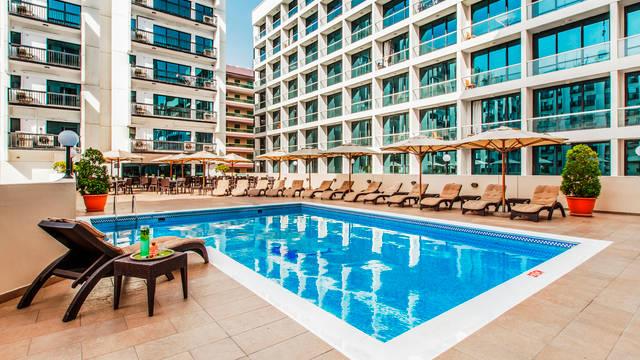 Zwembad Appartementen Golden Sands