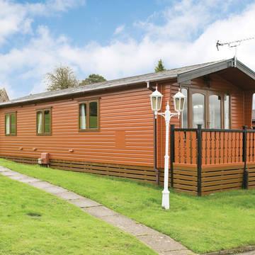 Exterieur 3-kamerwoning Crowhurst Park Lodges