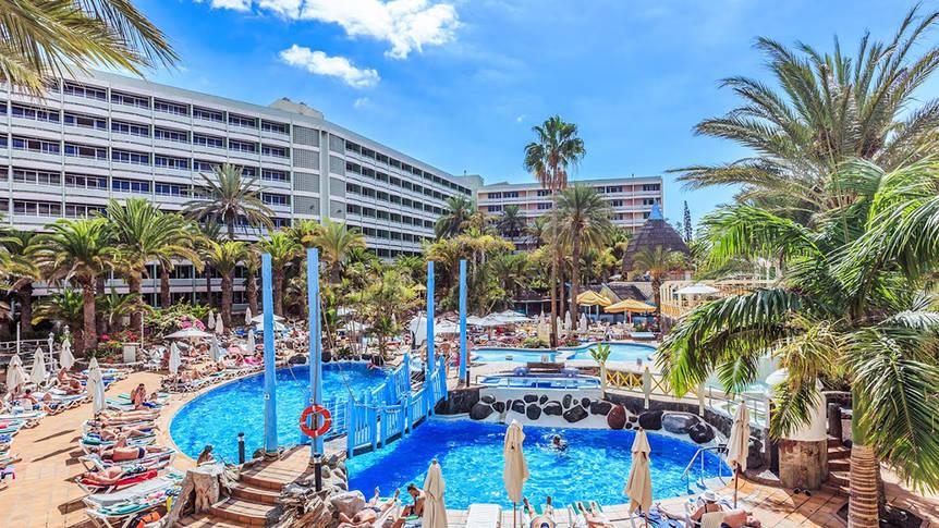 Exterieur Abora Buenaventura by Lopesan Hotels