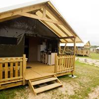 Lodge 2 chambres ext Domaine du Pré
