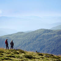 Voss - Wandelen in de bergen Fotograaf: Kyrre Wangen