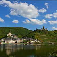 ellenz-poltersdorf-on-the-mosel-germany
